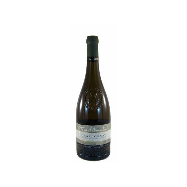 Terre d'Amandier Chardonnay blanc 2015