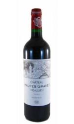 Château Hautes Graves Beaulieu rouge 2010