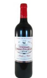 Gressier Grand Poujeaux rouge 2008