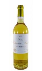Château Roûmieu-Lacoste liquoreux 2009-11