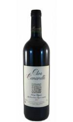 Clos Canarelli rouge 2010