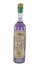 Liqueur Fleur de Lavande 50cl 24%.