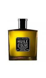 Flacon Couture huile d'olive Estoublon 75cl + étui