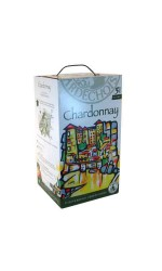 BIB 5 L blanc Chardonnay Ardechois - Bag in Box