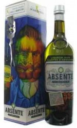 Absente 55° Etui Van Gogh + Cuillère