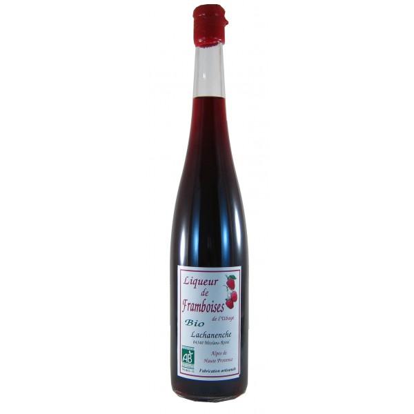 Liqueur de Framboise 20° La Chanenche