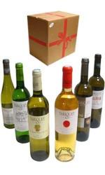Pack découverte Tariquet 6 bouteilles