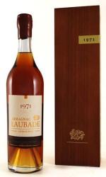 Laubade 1967 Bas Armagnac 70 cl