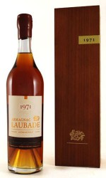Laubade 1972 Bas Armagnac 70 cl