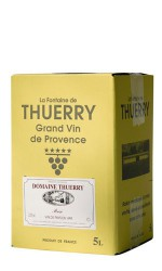 BIB 5L rouge Thuerry
