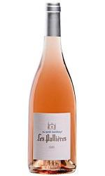 Au petit bonheur Les pallières rosé 2014
