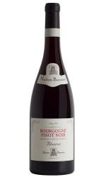 Bourgogne Pinot Noir Reserve rouge 2011