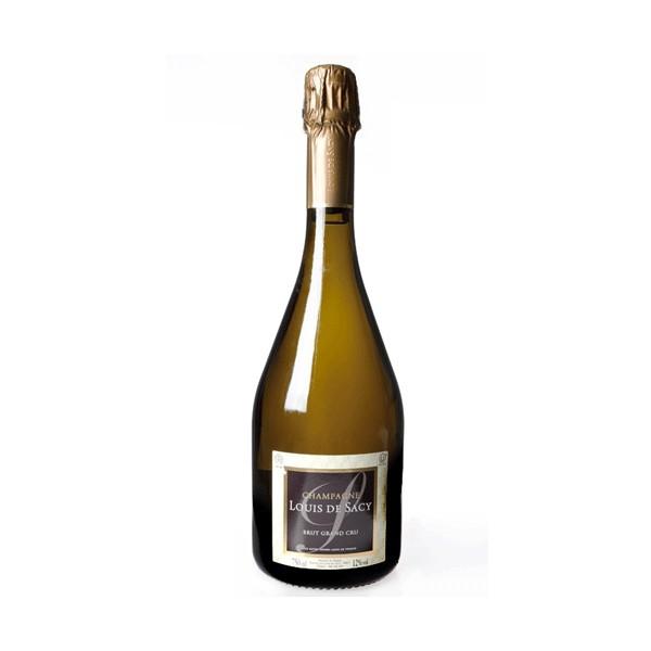 Cacher : Champagne Louis De Sacy Grand Cru