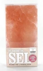 Planche de sel Rose Himalaya 1kg