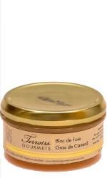 Bloc de Foie gras canard 130 gr