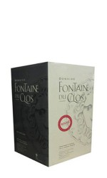 BIB 5 L rouge Domaine Fontaine du Clos - Bag in Box