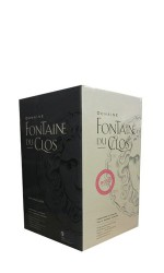BIB 5 L rosé  Domaine Fontaine du Clos - Bag in Box