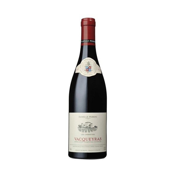 "Vacqueyras ""Les Christins"" Perrin rouge 2016"