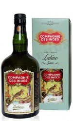 Compagnie des Indes rhum Latino 5 ans 70cl