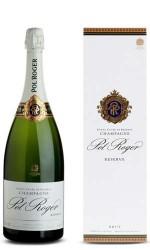 Magnum Champagne Pol Roger réserve brut