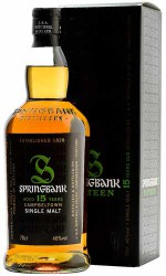 Springbank 15 ans 46° Campbeltown