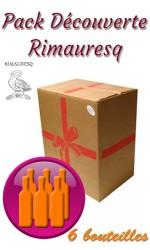 Pack découverte Rimauresq 6 bts