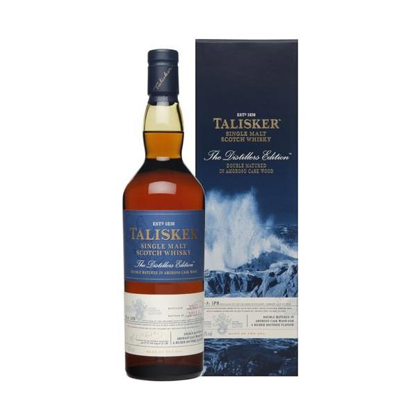 Talisker Distillers Edition 45°8