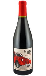 La Tire by Jeff Carrel rouge 2015