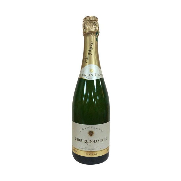 Champagne Cheurlin Dangin Brut Carte d'Or