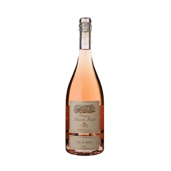 Tête de Bélier rosé 2016 Puech Haut