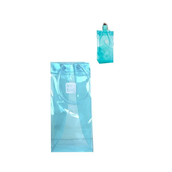 """ICE BAG """" bleu """" Seau à rafraichir"""