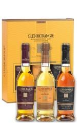 Coffret cadeau : Glenmorangie The Nectar D'Or + 2 verres