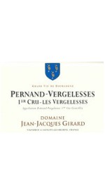 "Jean Jacques Girard 1er cru ""Les Vergelesses "" rouge 2013"