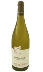 Bourgogne blanc 2015 Fanny Sabre