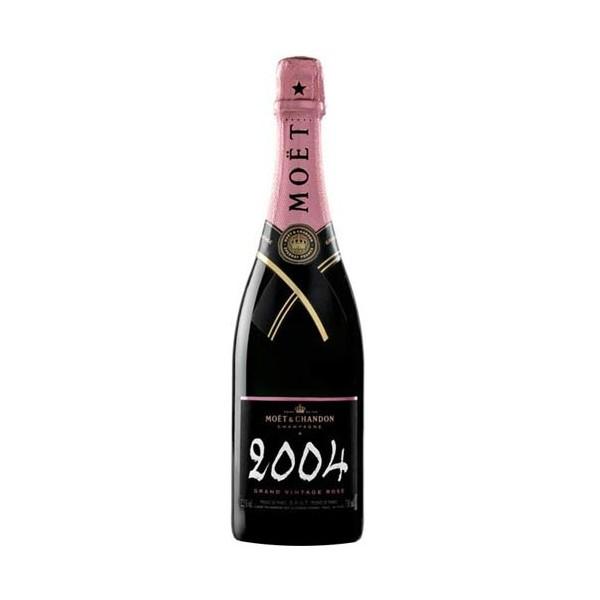 Magnum Moët et Chandon Grand Vintage 2004 Rosé