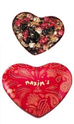Grande boîte coeur chocolats Maxim's 240g