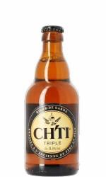 Bière Ch'ti blonde triple 33cl