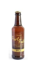 Biere bio La Part Faite 33cl