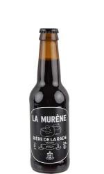 Bière Brune La Murène 5°33CL