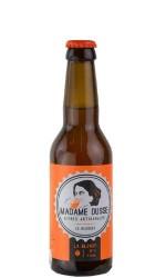 Bière Blonde 33 cl Madame Dusse