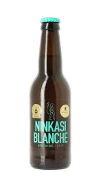 Ninkasi Blanche Wheat beer 4.8° 33cl