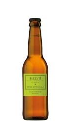 Bière Verveine du Velay 5° 33cl Helvii