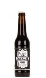 Bière Sulauze brune 5.5° 33cl