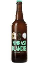 Ninkasi Blanche Wheat beer 4.8°75cl