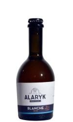 Bière Alaryk blanche bio 4.5% 33cl