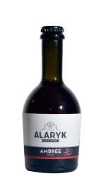 Bière Alaryk ambrée bio 5.5% 33cl