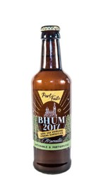 Biere blonde BHUM La Part Faite 33cl 5°