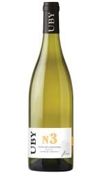 UBY N°3 -  Colombard - Sauvignon Blanc 2014