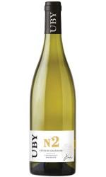UBY Chardonnay - Muscadelle 2011