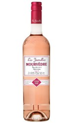 """Les Jamelles Mourvèdre """"Cépage Rare"""" rosé"""